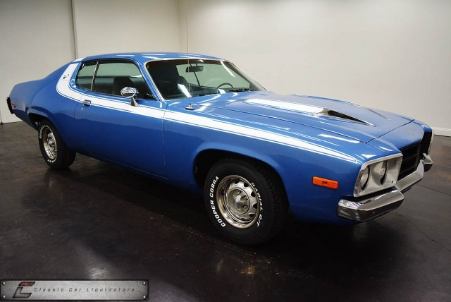 1973 Plymouth Road Runner-154535