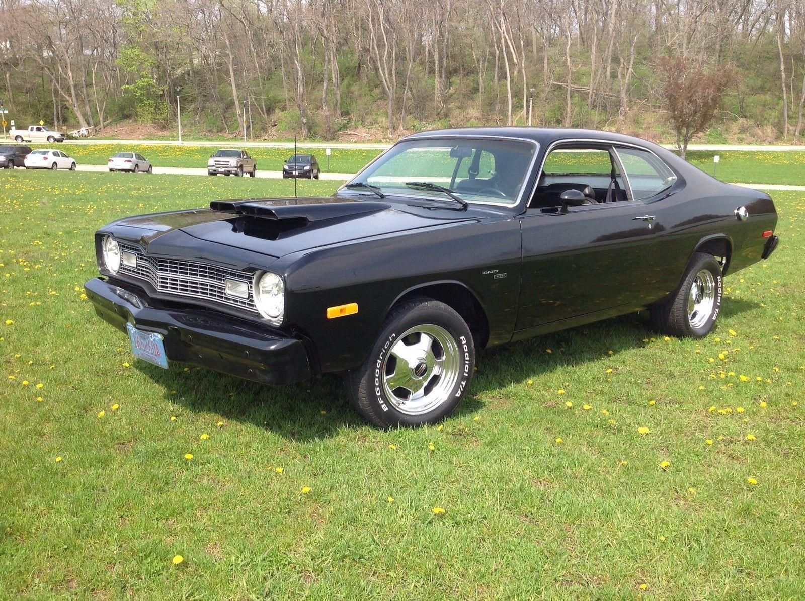 1974 Dodge Dart Sport-12323