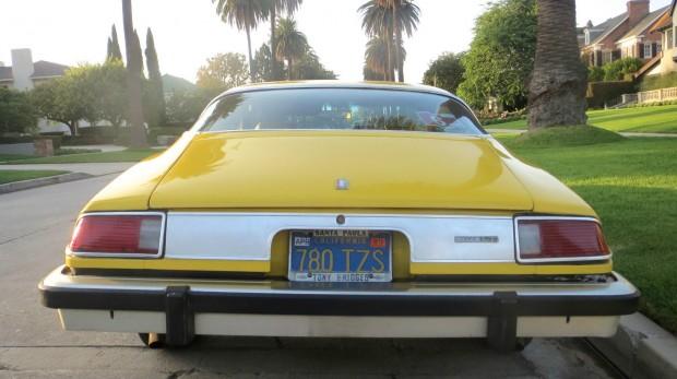 1976 Chevrolet Camaro LT44