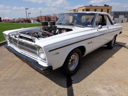 1965 Plymouth Belvedere II 572 nitrous1
