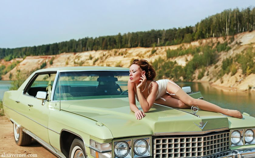 car girl 34545