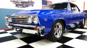 1967 Chevrolet Chevelle SS Big Block 454