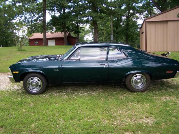 1970 Chevrolet Nova 2