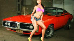 Muscle Car Girl 6572521