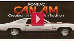 A tribute to the Pontiac Motor Division