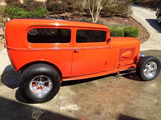 1932 Ford Tudor234324