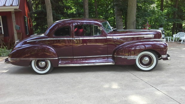 1942 Hudson Coupe1