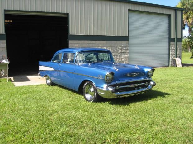 1957 Chevrolet Bel Air2