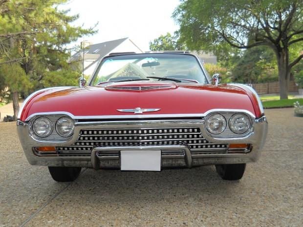 1962 Ford Thunderbird-1435435