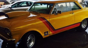 1963 Chevrolet Nova Racetrack Ready