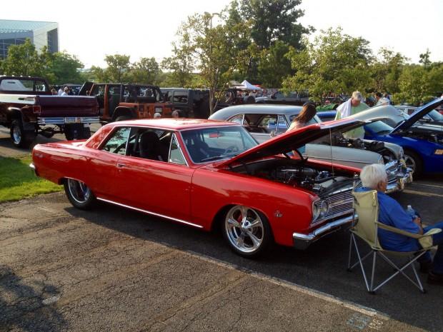 1965 Chevrolet Chevelle-1345435