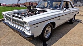 1965 Plymouth Belvedere II 572 Nitrous