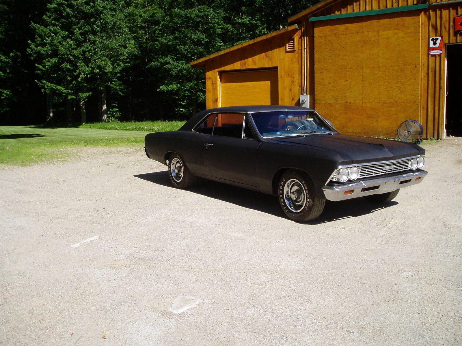 1966 Chevrolet Chevelle Malibu-11