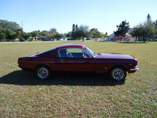 1966 Ford Mustang gt fastback-1434234