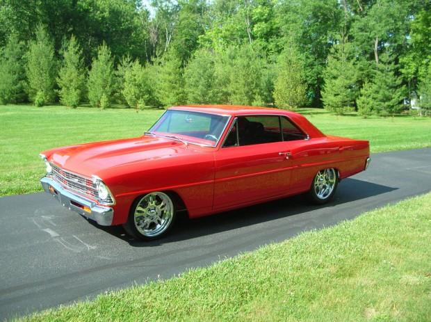 1967 Chevrolet Nova45345