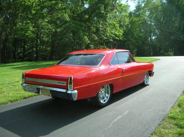 1967 Chevrolet Nova435345