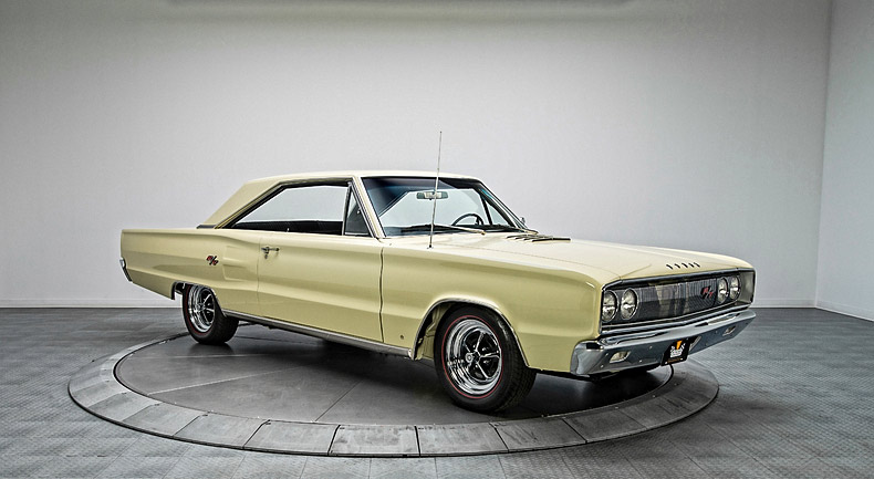 1967 Dodge Coronet R T 440 Magnum Muscle Car