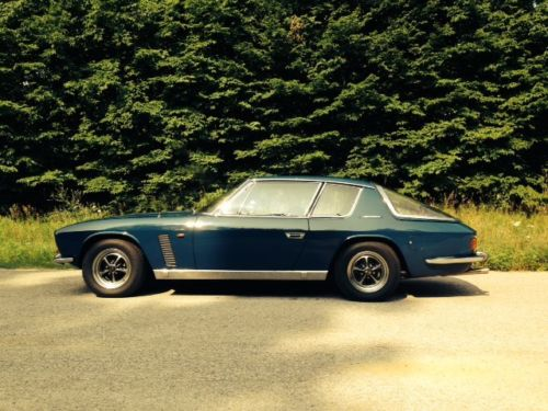 1967 Jensen Interceptor-11