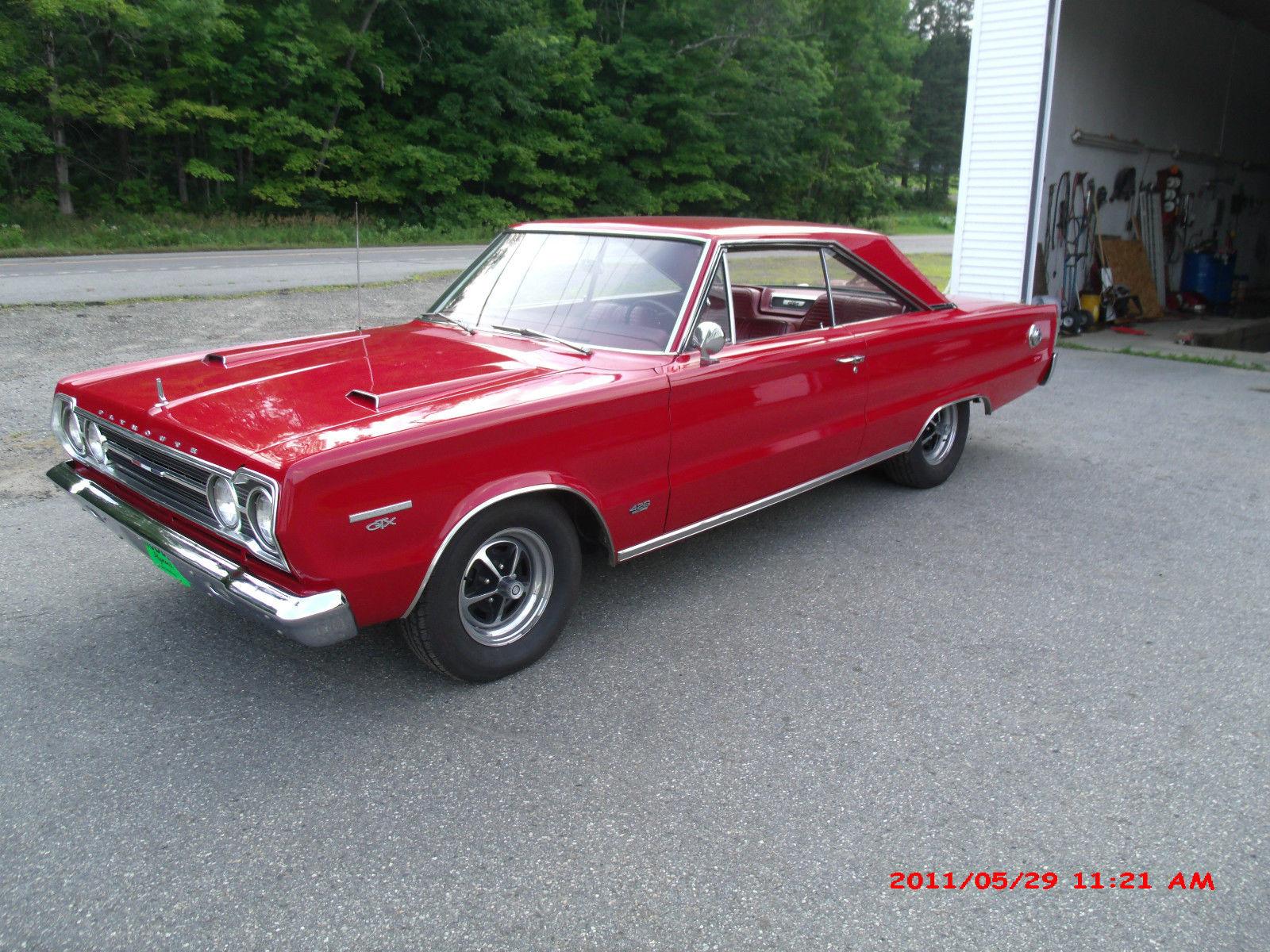 1967 Plymouth GTX-12