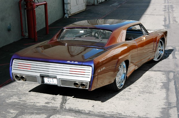 1967 Pontiac GTO Official xXx Movie Car-16