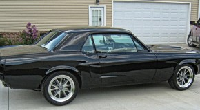 1967 Ford Mustang Custom
