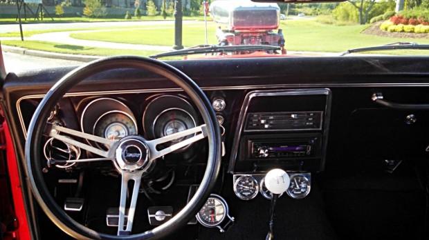 1968 Chevrolet Camaro24