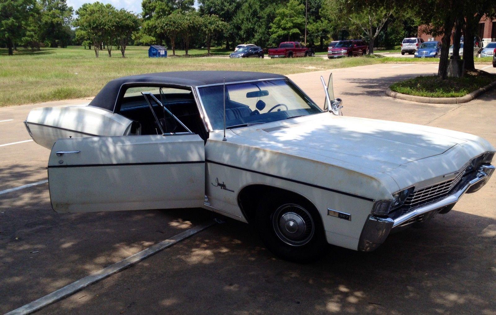 1968 Chevrolet Impala Custom-13234324