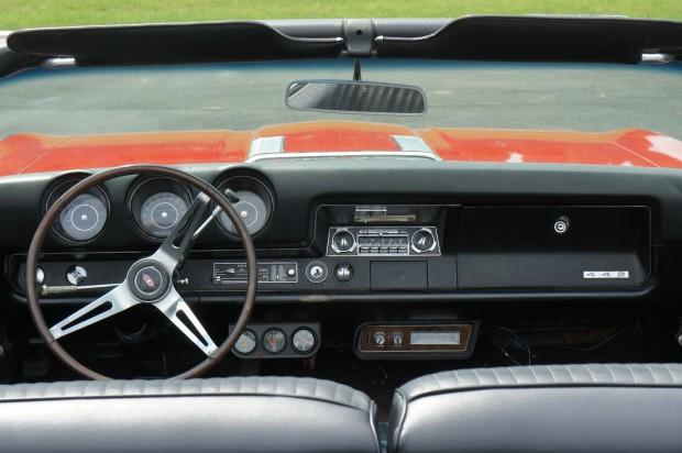 1968 Oldsmobile 442-15435435