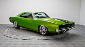 1968 Dodge Charger Pro Touring 383 500 HP