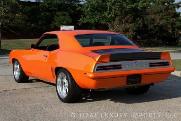 1969 Chevrolet Camaro-143545