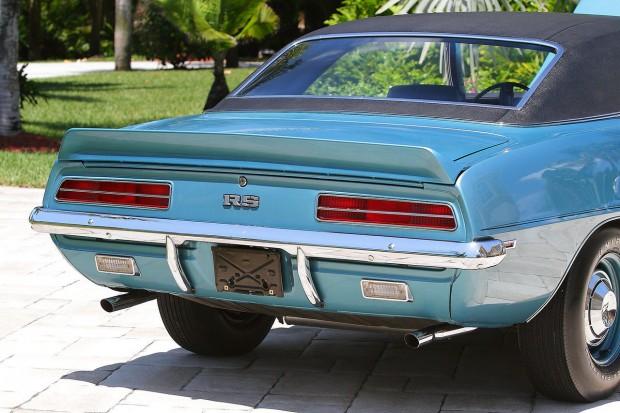 1969 Chevrolet Camaro-12