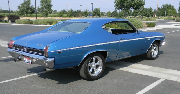 1969 Chevrolet Chevelle-11