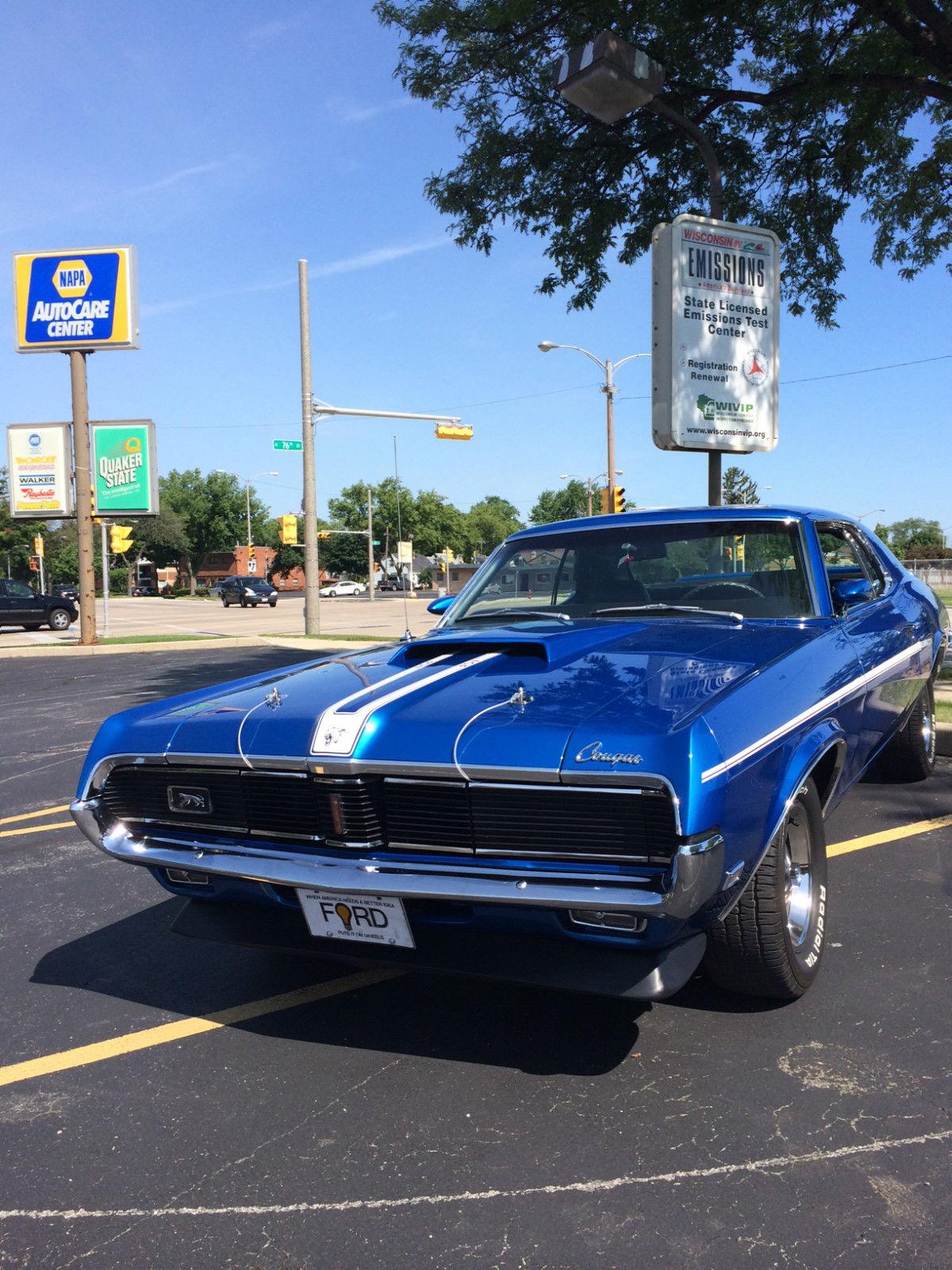 1969 Mercury Cougar2323