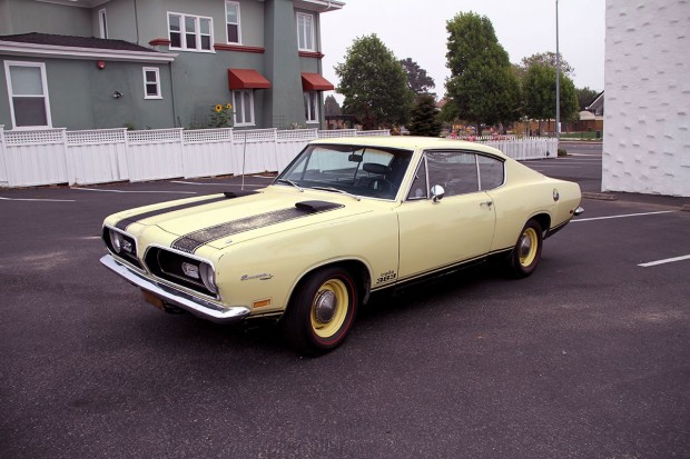 1969 Plymouth Barracuda34435