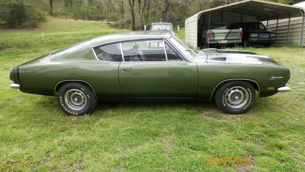 1969 Plymouth Barracuda-16435345