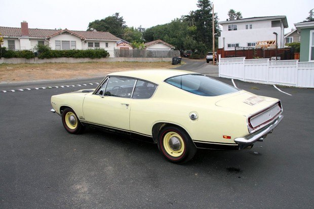 1969 Plymouth Barracuda1