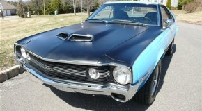 1970 AMC AMX 4 SPEED COUPE RESTORED SHOW CAR GO PACK