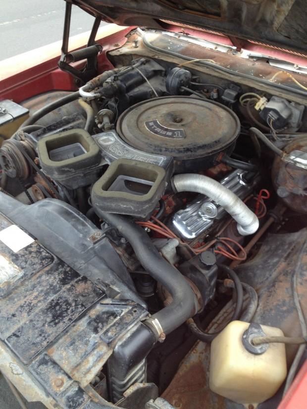 1970 Buick Skylark GS245435