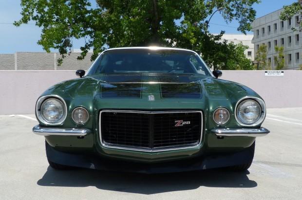 1970 Chevrolet Camaro-154