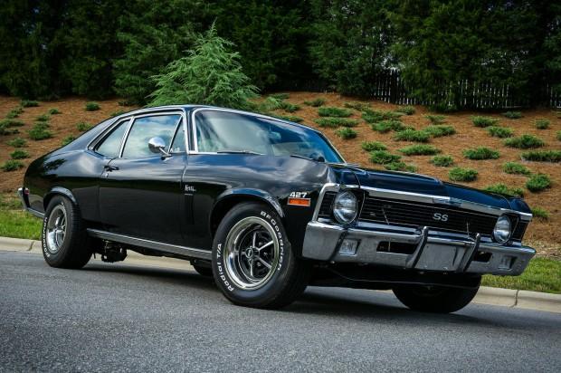 1970 Chevrolet Nova-11