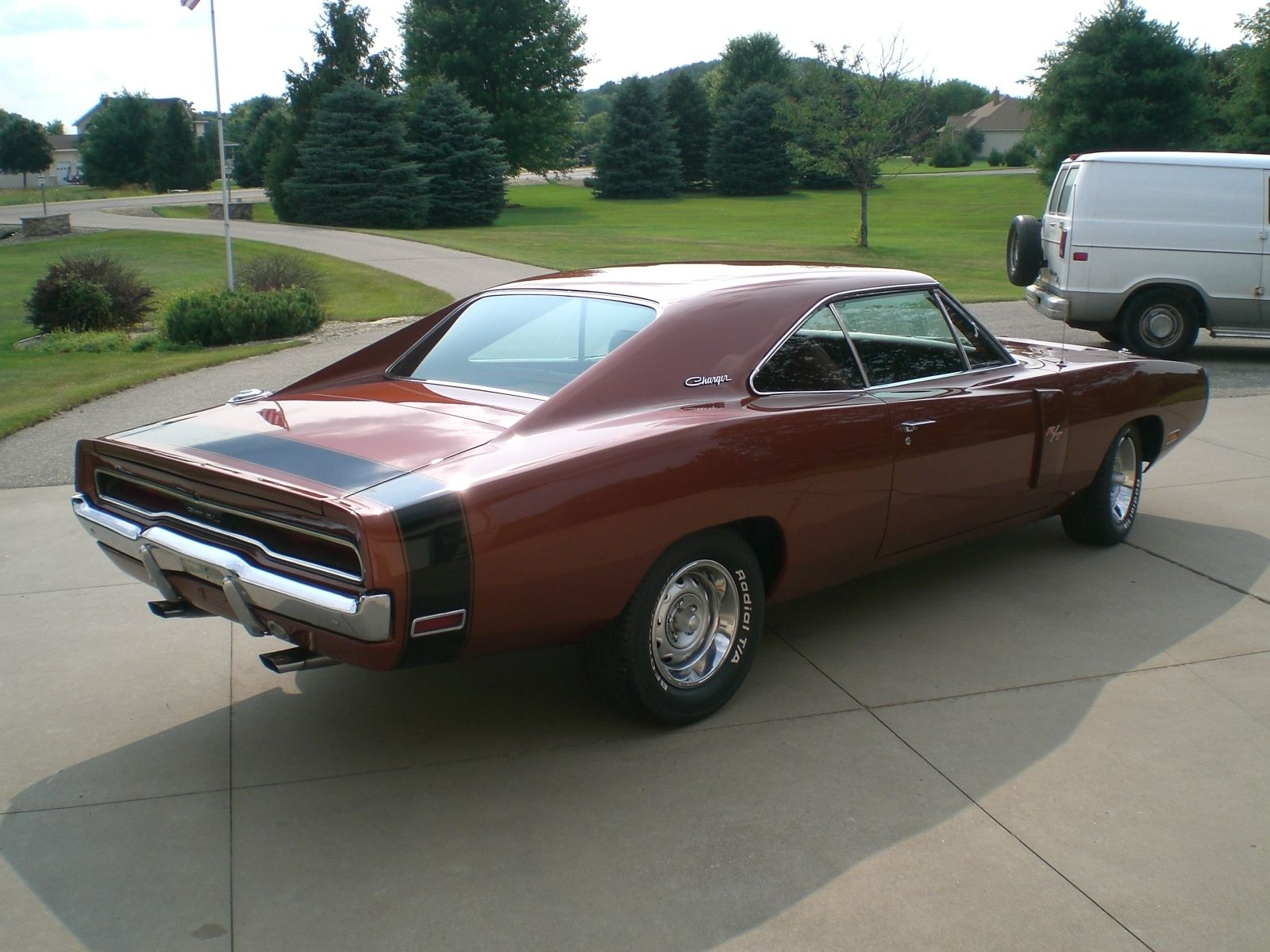 1970 dodge charger r t matching 440 4 speed dana with 60 rear end muscle car. Black Bedroom Furniture Sets. Home Design Ideas