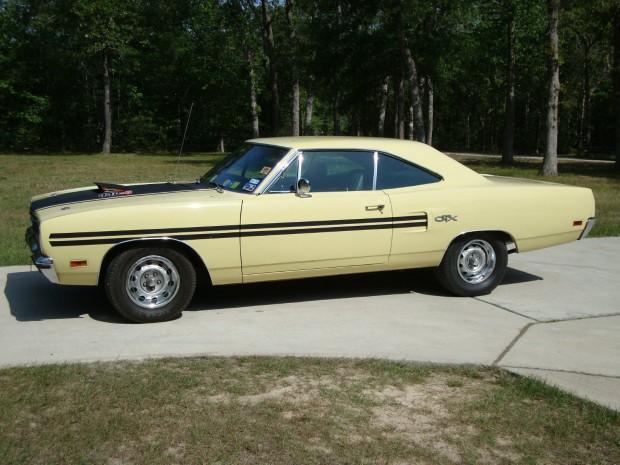 1970 Plymouth GTX-1324324
