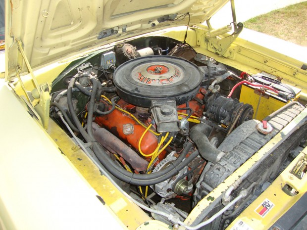 1970 Plymouth GTX-11