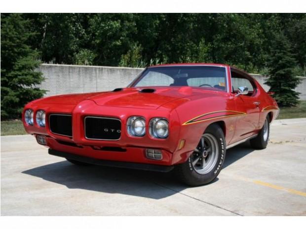 1970 Pontiac GTO Judge3432424