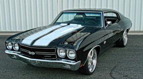 1970 Chevrolet Chevelle SS 396 Pro Touring