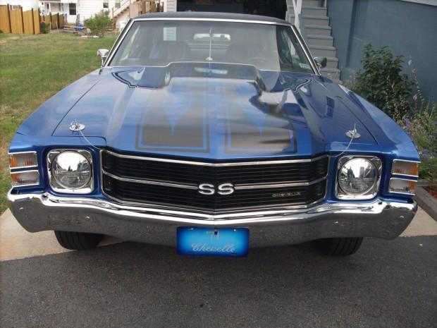 1971 Chevrolet Chevelle-11