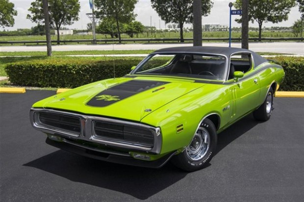 1971 Dodge Charger RT345435