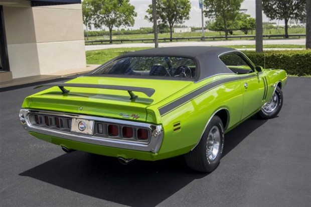 1971 Dodge Charger RT45345