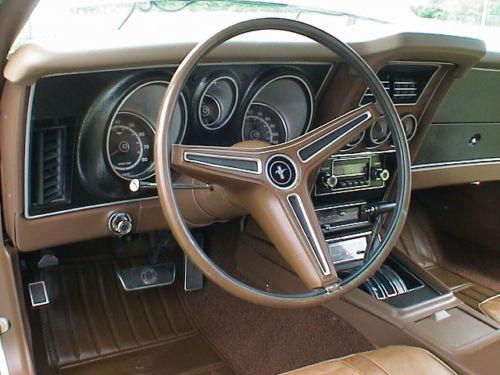 1971 Mustang Mach 1-14