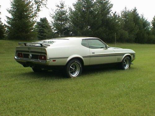1971 Mustang Mach 1-13
